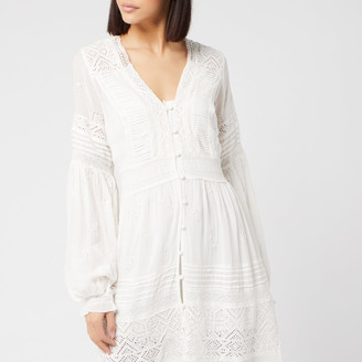 Free People Women's Lisa Midi Dress