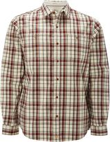 White Stuff Arcus Flannel Check Long Sleeve Shirt