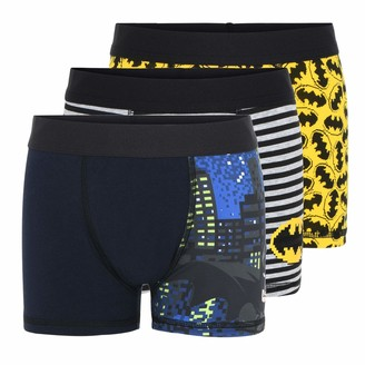 Lego Boys' MW-Boxershorts Batman Underwear