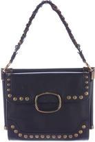 Roger Vivier Miss Viv Small Studded Bag