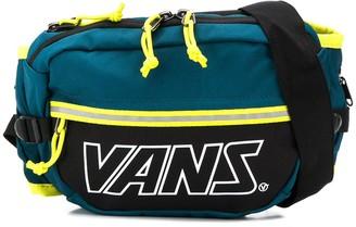 Vans colour-block branded belt bag