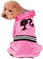 Rubie's Costume Co Barbie Pink 'Barbie Girl' Velour Jumpsuit Pet Costume