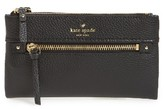 Kate Spade Women's Cobble Hill - Krysta Leather Wallet - Black