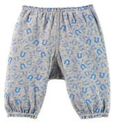Infant Boy's Peek Horseshoe Print Pants