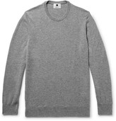 NN07 - Charles Cashmere Sweater - Gray