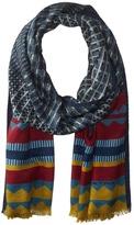 Etro 70 X 200 cm Tribal Scarf Scarves