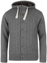 Soul Cal SoulCal Cable Knitted Cardigan