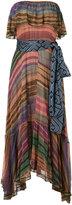 Cecilia Prado knit dress - women - Acrylic/Lurex/Viscose - P