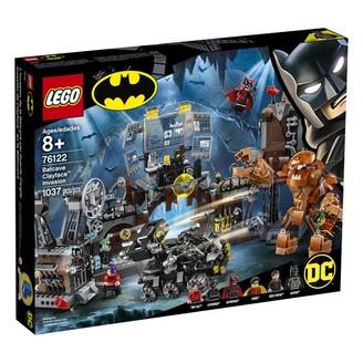 Lego DC Batman Batcave Clayface Invasion 76122