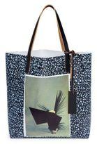 Marni Printed Shopping Bag