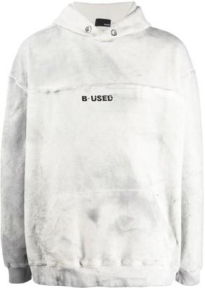 B Used Tie-Dye Hoodie
