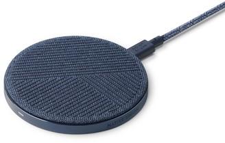 Native Union Drop wireless charging pad Indigo