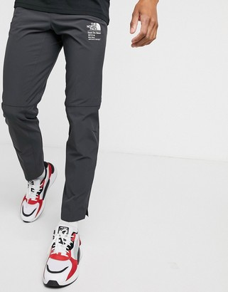 The North Face Glacier pant in grey