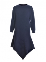 Eudon Choi LUCIEN KNIT NAVY DRESS