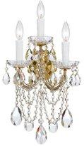 Maria Theresa 3-Light Sconce