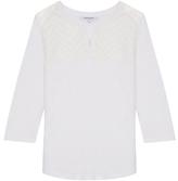 Gerard Darel Allegra Linen T-Shirt