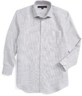 Report Collection Boy's Woven Dress Shirt