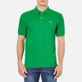 Lacoste Men's Polo Shirt Green