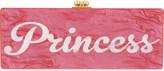 Edie Parker Flavia Princess box clutch
