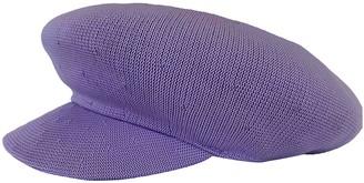 Kangol Purple Polyester Hats