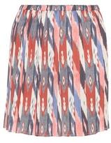 Etoile Isabel Marant Isabel Marant, Étoile Hanoi Pleated Printed Miniskirt