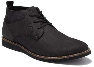 Steve Madden Dunken Mixed Media Chukka Boot