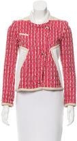 IRO Tweed Contrast Jacket