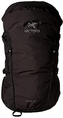 Arc'teryx Brize 25 Backpack (Black) Backpack Bags