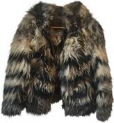 Isabel Marant Fox Fur Coat