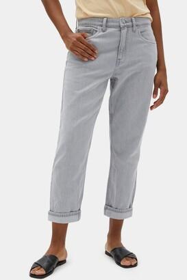 Everlane The Super Soft Summer Straight Leg Jeans
