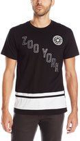 Zoo York Men's Scrimmage Crew Neck Short Sleeve Shirt