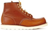 Red Wing Shoes Classic Moc Chestnut Leather Boots