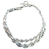 Hermes Anchor Chain Necklace