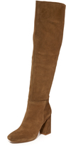 Free People Liberty Over the Knee Boots