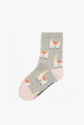 Country Road Alpaca Sock