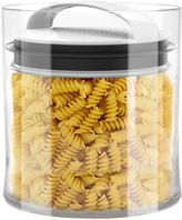 Prepara Evak Fresh Saver Metropolitan 4 qt. Storage Canister in White/Black