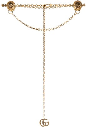 Gucci chain-link GG belt