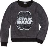Star Wars STARWARS Crew Neck Long Sleeve Blouse - Big Kid Girls