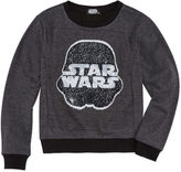 Star Wars STARWARS Star WarsReverse Sequin Sweatshirt - Big Kid Girls