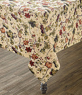 Noble Excellence Harvest Botanical Linen & Cotton Table Linens