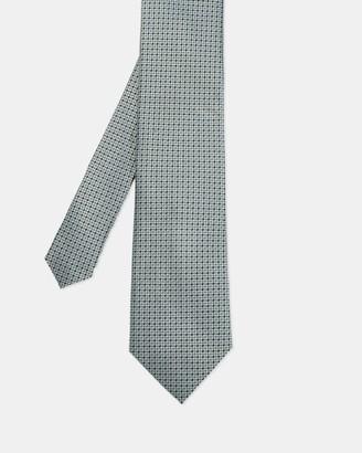 Ted Baker Semi Plain Silk Tie
