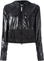 adidas by Stella McCartney Run hooded jacket - women - Polyester - XS