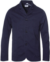 Edwin Rinsed Navy Prime Jacket