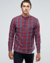 Wrangler Two Pocket Flap Shirt