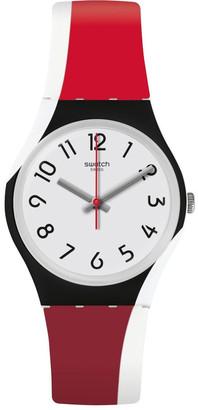 Swatch Redtwist Watch