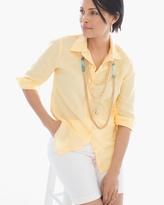 Chico's Linen Sina Shirt