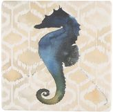Thirstystone Occasions Seahorse Motif Square Coaster