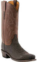 Lucchese Men's Since 1883 M3105 Squared Off Toe Cowboy Heel Boot