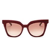 MCM Ministud Cat Eye Sunglasses, 52mm