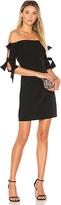Milly Caroline Dress in Black. - size 0 (also in 6)
